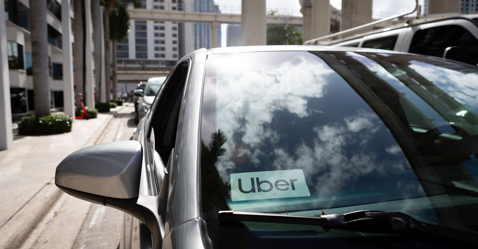 The Human Cost of Calling an Uber Right Now