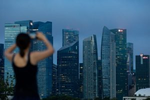 The Strange, Fragile Normalcy of Life in Singapore