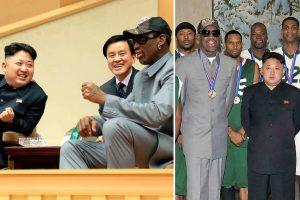 'Drunk as s**t' Kim Jong-un serenaded Dennis Rodman with karaoke, NBA legend reveals on Mike Tyson's Hot Boxin' podcast
