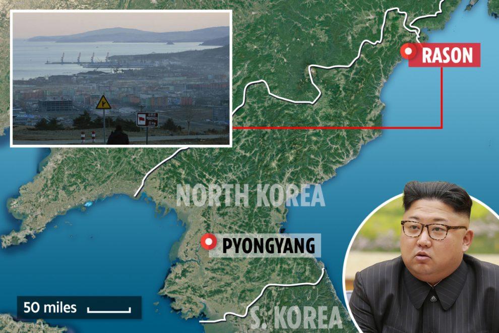 Kim Jong-un 'seals off major city' sparking rumours North Korea DOES have coronavirus or tyrant is planning major event