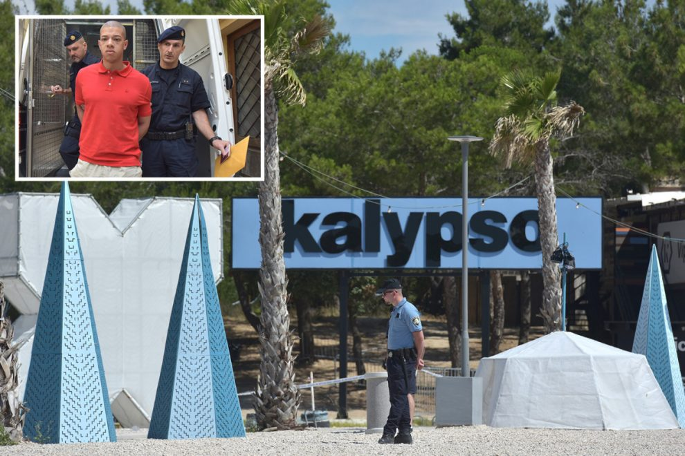 Maniac jailed for 25 years for stabbing fellow Brit to death inside Croatian nightclub