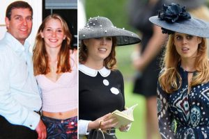 Prince Andrew 'told Virginia Roberts she was 'a little bit' older than his daughters before they had sex', she claims
