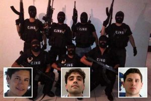 Rival Mexico drug cartel 'deploys hit squad to hunt down and slaughter El Chapo's sons'