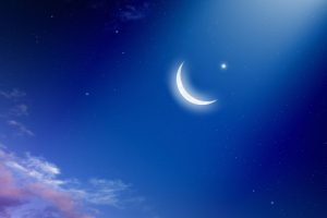 What is Eid al-Fitr and what food do people eat on this day?