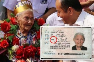 'World's oldest woman' celebrates '134th' birthday – but was she REALLY alive before Jack the Ripper killings?